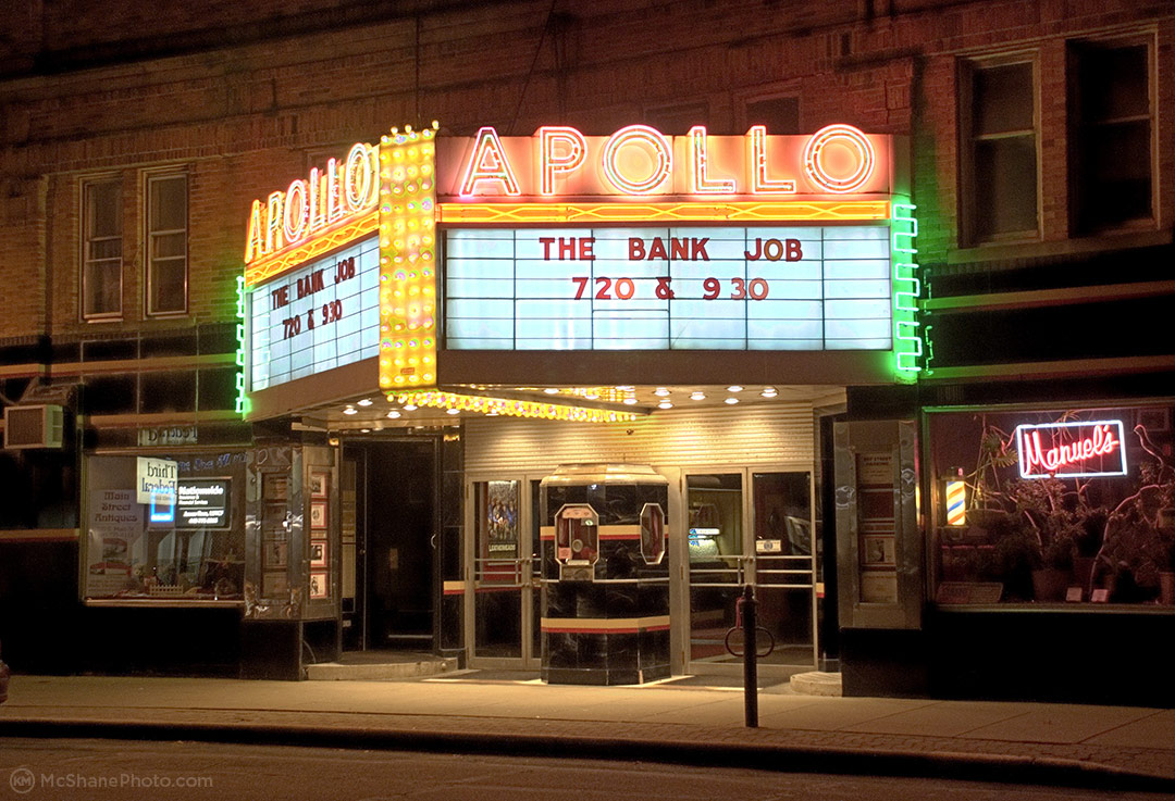 The Apollo Theater Oberlin