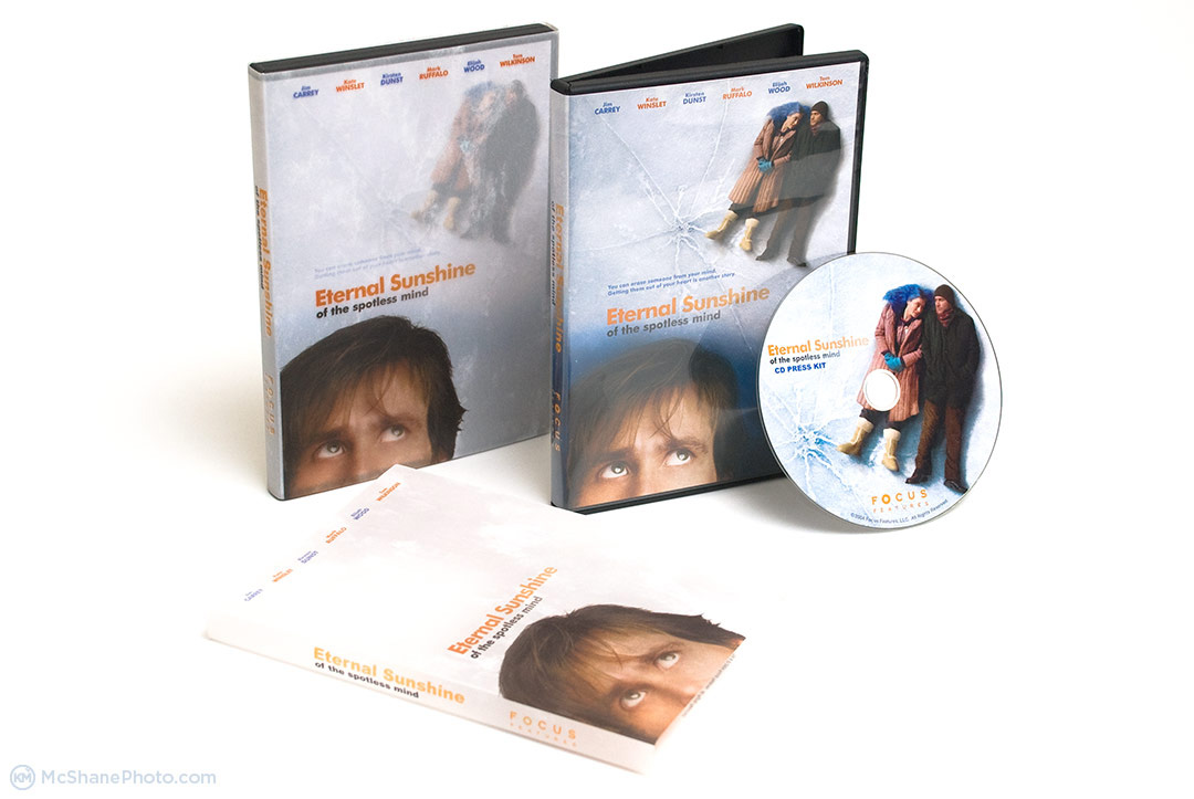 Eternal Sunshine of The Spotless Mind Presskit