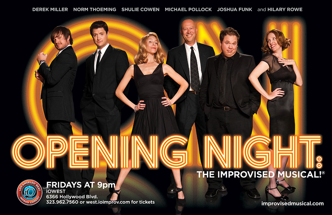 Opening Night Keyart